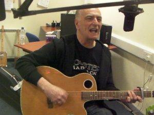 Studio Guest - The Splendid Trevor Sewell