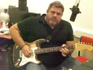 Steve Dixon Live in The Studio