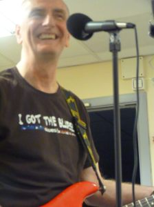 Trevor Sewell Live in the Studio
