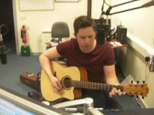 Michael Rolf - Studio Guest