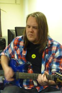Alex Fawcett Band - Studio Guests