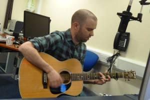 Studio Guest Matt Edwards