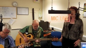 Bessie's Blues Live In the Studio
