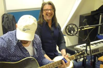 The Djooks - studio guests